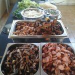 Serviço de garçom e churrasqueiro em Piracicaba